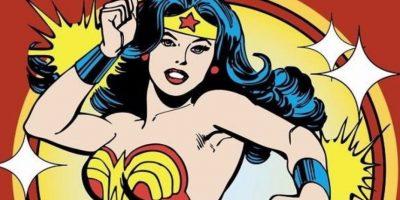 """La diosa amazonas aparece en la cinta """"Batman vs Superman"""", historia con la cual se mezcla la película dedicada a su historia. Foto:DC Comics. Imagen Por:"""