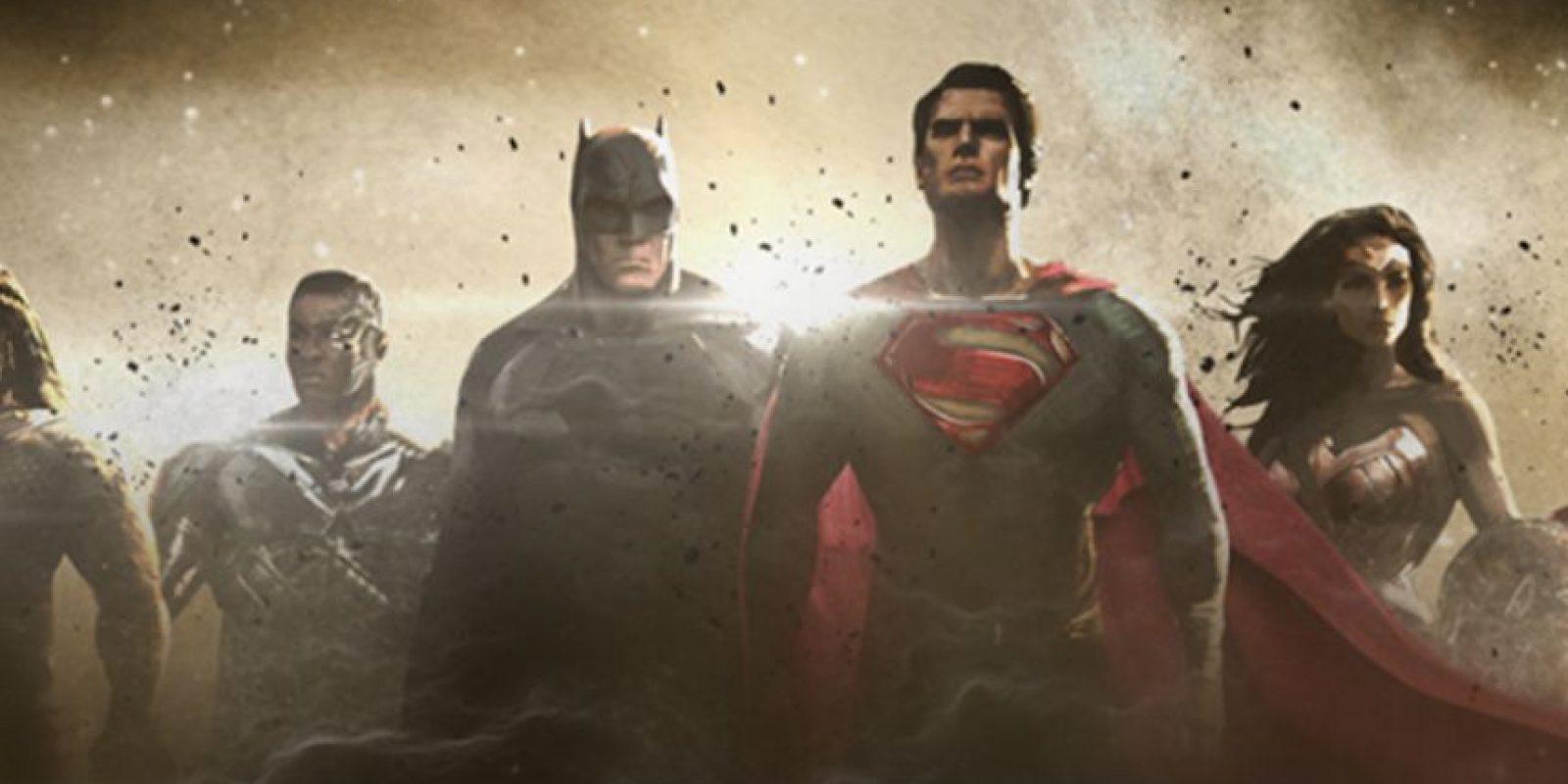 """La Liga de la Justicia"" Foto:DC Entertainment. Imagen Por:"