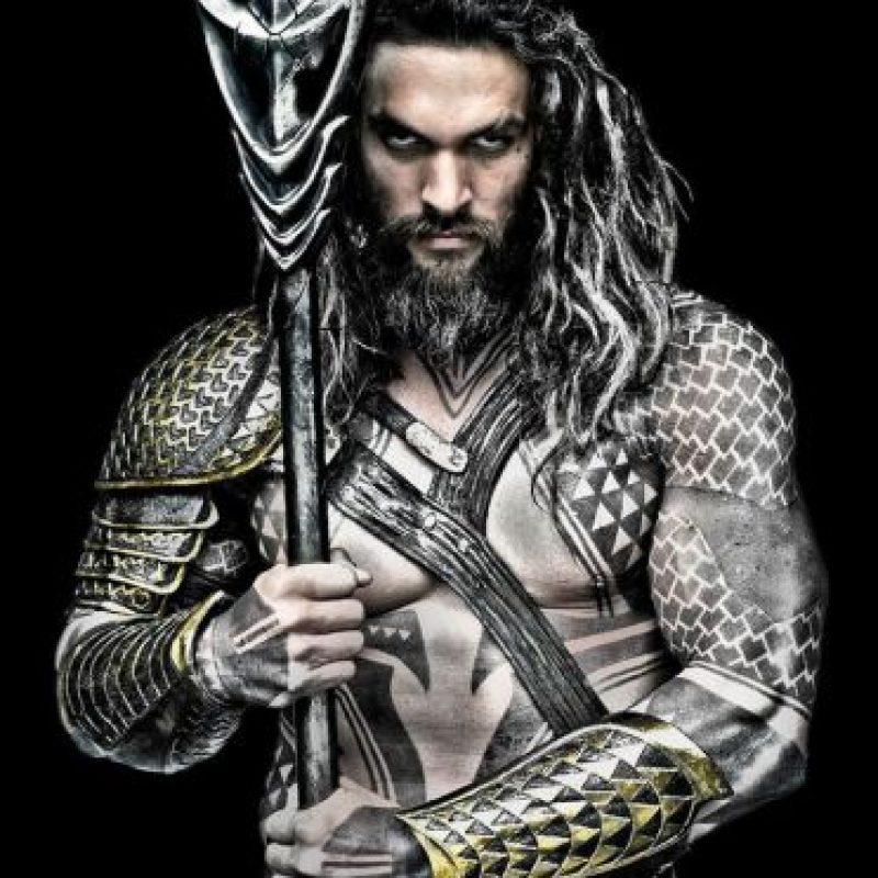 """""""Aquaman"""". Posible fecha de estreno: julio 27 de 2018. Foto:DC Entertainment. Imagen Por:"""