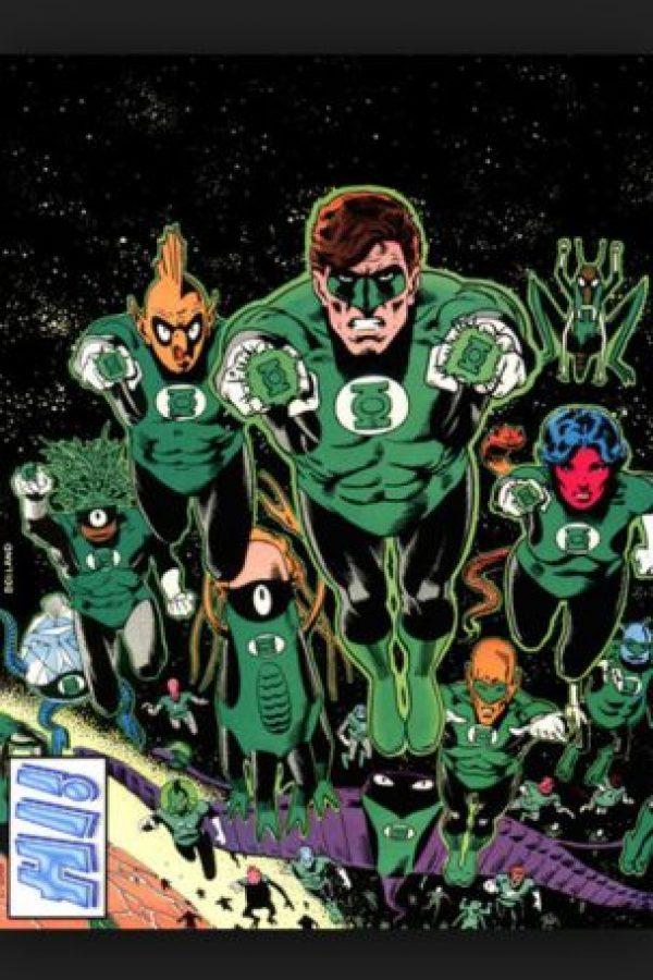 """Green Lantern Corps"" Foto:DC Comics. Imagen Por:"