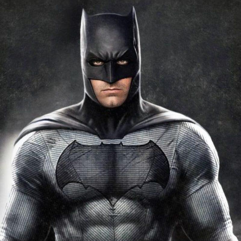 """""""Untitled Batman Project"""" Foto:DC Entertainment. Imagen Por:"""