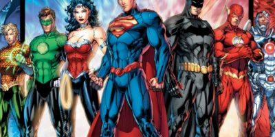 La historia será dividida en dos partes. La primera se esrenará el 17 de noviembre de 2017 y la segunda entrega el 14 de junio de 2019. Foto:DC Comics. Imagen Por: