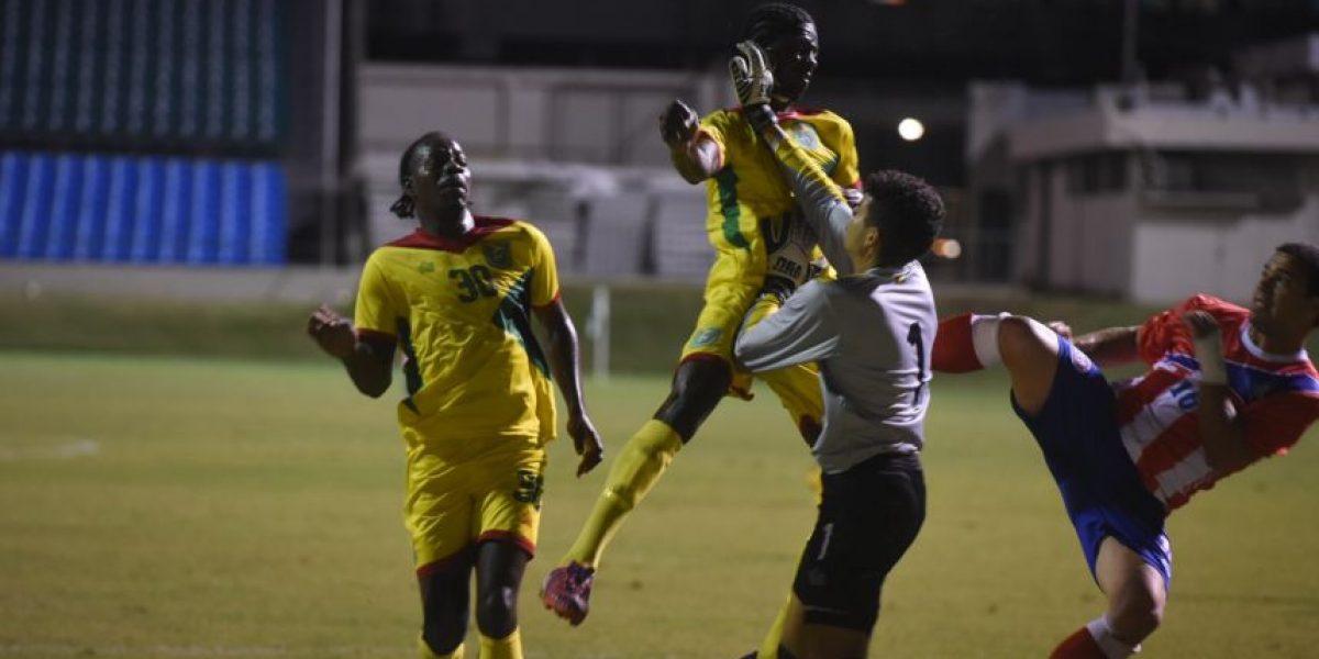 Cae Puerto Rico en partido final de grupos