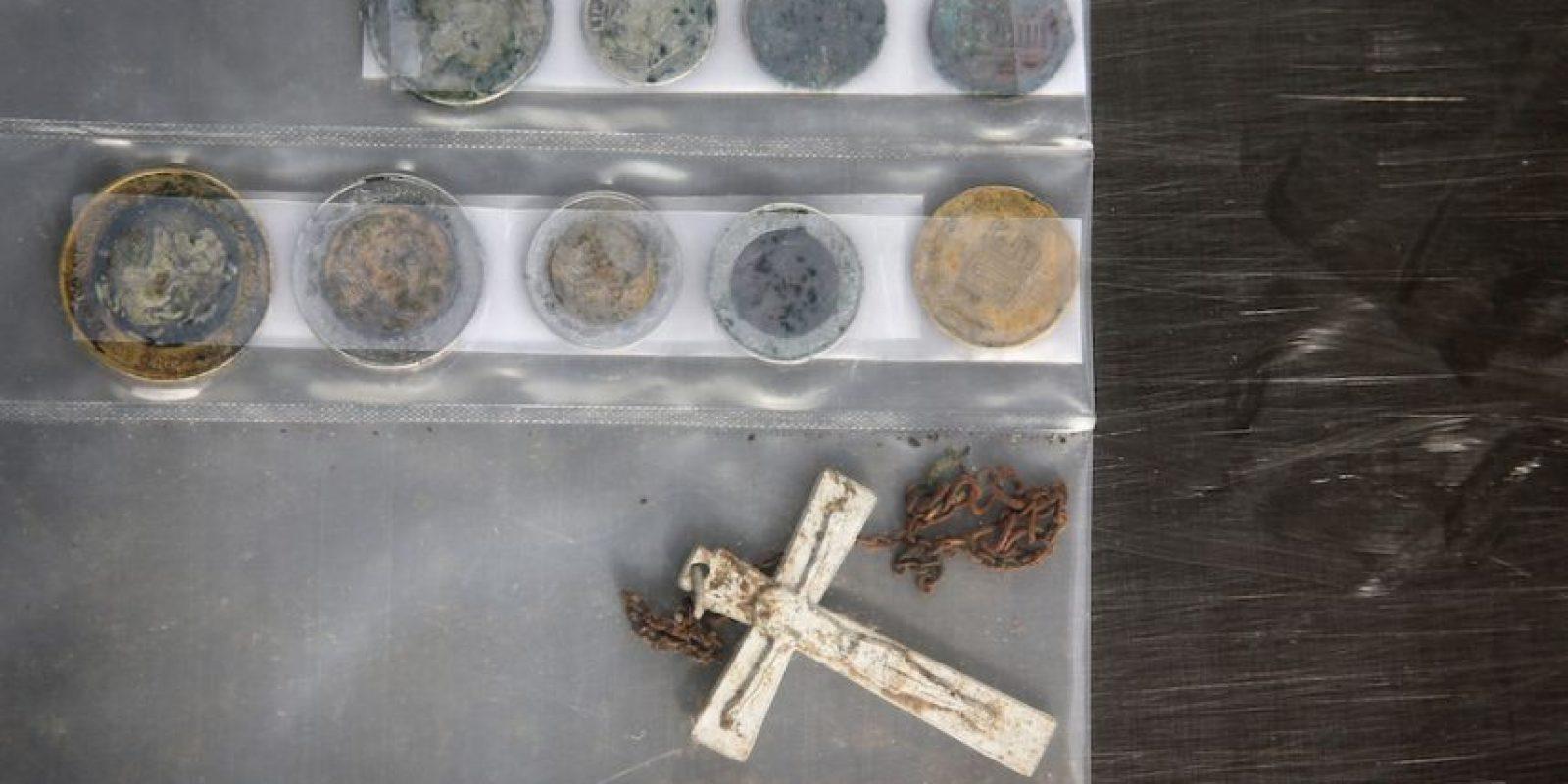 Monedas Foto:Getty Images. Imagen Por: