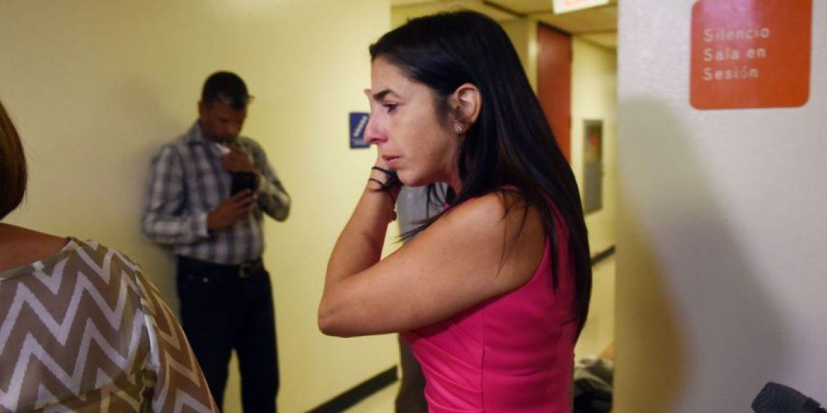 Ana Cacho ve fotos de asesinato Lorenzo por primera vez
