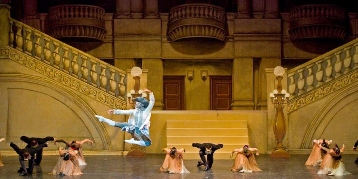 Ballet Concierto presentará su ballet El Fantasma de la Opera