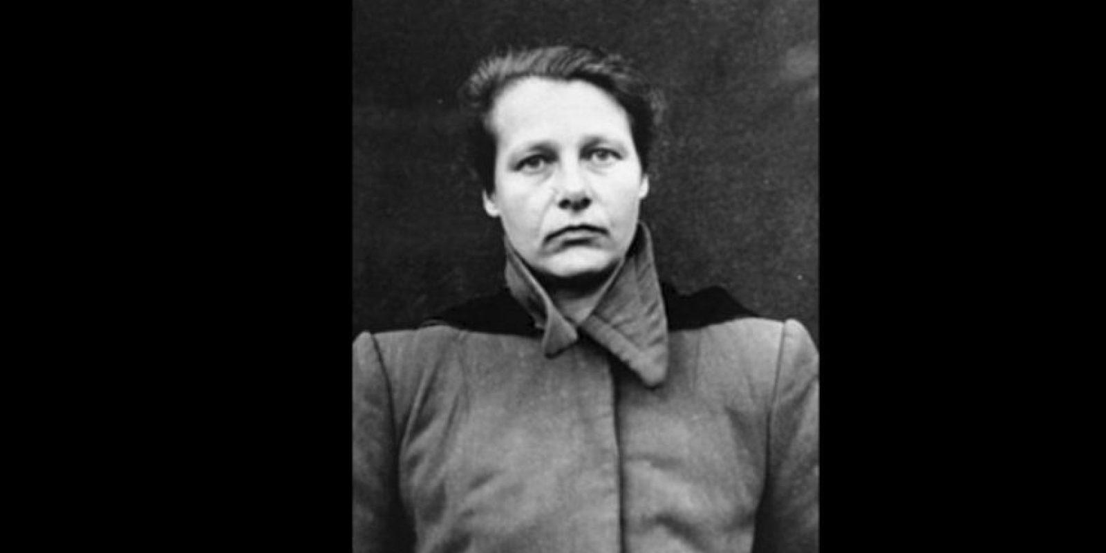 Herta Oberheuser fue una de las enfermeras nazis que experimentó con niños y mujeres. Foto:Wikipedia. Imagen Por: