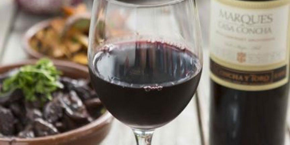 Bacanal de vinos en Mona Lisa