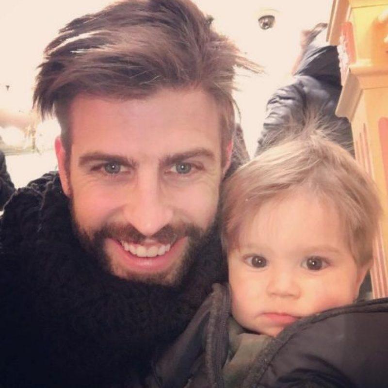 Gerard Piqué (Barcelona) Foto:Vía instagram.com/3gerardpique. Imagen Por: