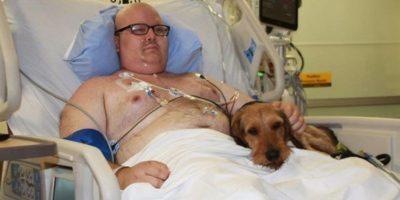 Jenkins espera que se realice en más hospitales. Foto:zacharyspawsforhealing.com/. Imagen Por: