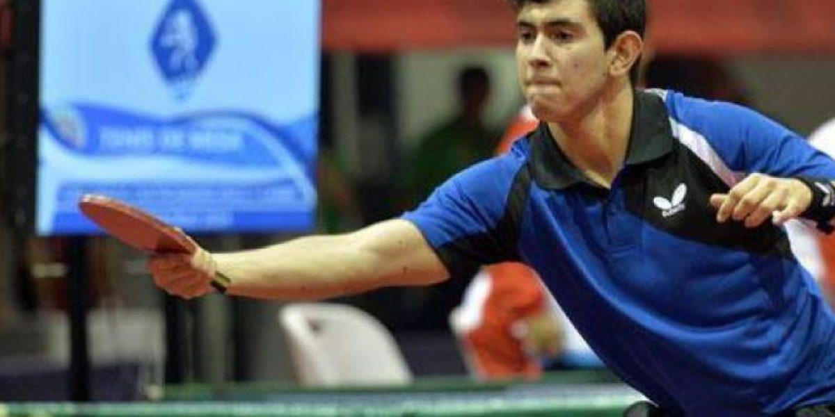 El tenismesista Brian Afanador logra clasificación olímpica