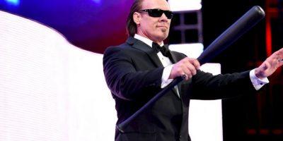 Sting se va de las luchas. Foto:WWE. Imagen Por:
