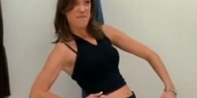 """Jennifer Carpenter era """"Lisa"""", otra amiga de las Wilson. Tenía serios problemas de autoimagen y probablemente padecía un desorden alimenticio. Foto:Wayans Bros. Production. Imagen Por:"""