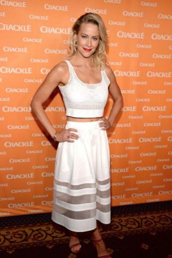 """Brittany Daniel apareció también en """"Chiquito pero peligroso"""" y en series como """"Skyline"""". No ha tenido papeles relevantes. Foto:vía Getty Images. Imagen Por:"""
