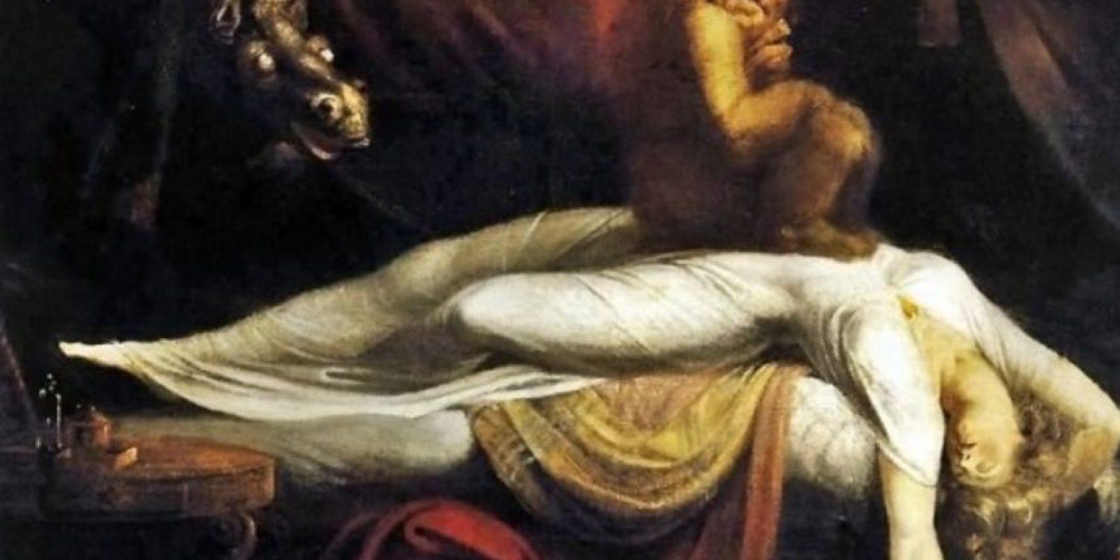 Ha estado durante siglos en todas las culturas. Muchos coinciden: un demonio que oprime el pecho. Foto:vía Wikipedia. Imagen Por: