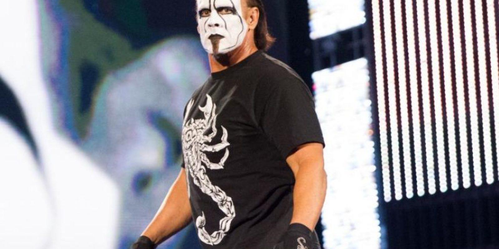 4 veces Campeón Mundial Peso Pesado de la TNA. Foto:WWE. Imagen Por: