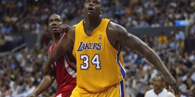 Shaquille O'Neal Foto: Getty Images. Imagen Por: