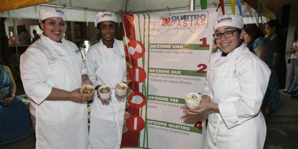 Celebran festival gastronómico UNE Food Fest en beneficio de estudiantes