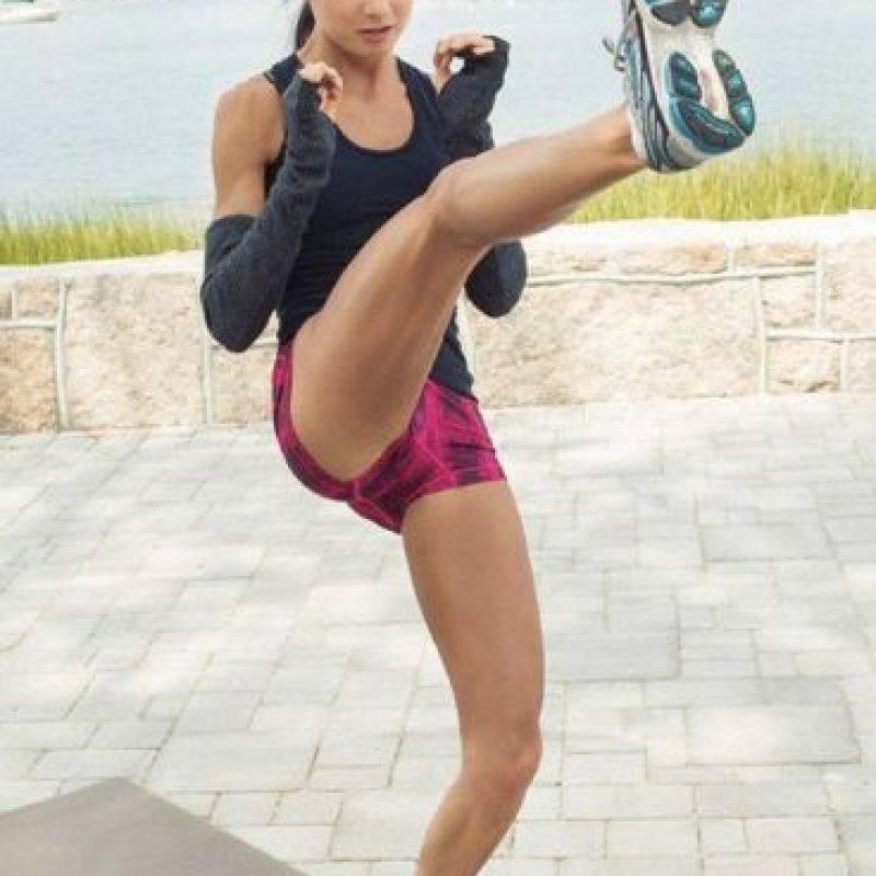 De niña y adolescente practicó el running y siempre soñó con ir a los Juegos Olímpicos para competir en atletismo. Foto:Vía instagram.com/amandarussellfss. Imagen Por: