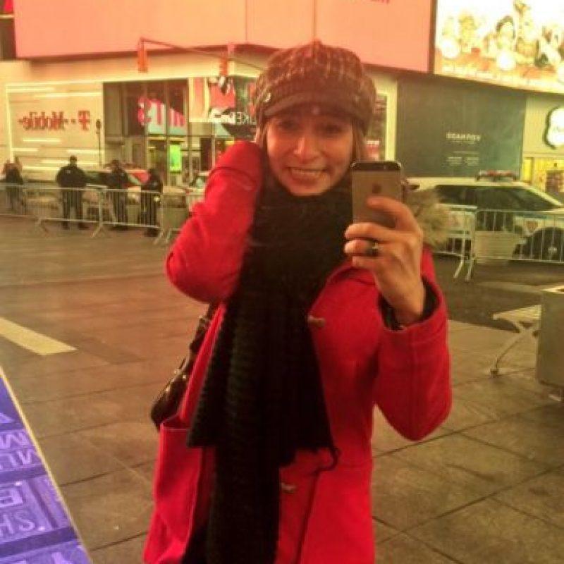 Fue una de las actrices que acusó a James Deen de abuso Foto:Vía twitter.com/Amber_Raynexxx. Imagen Por:
