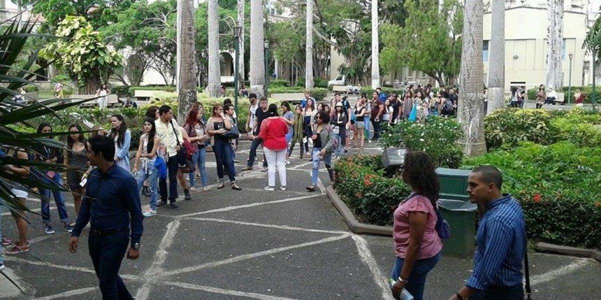 En Directo: Asamblea UPR