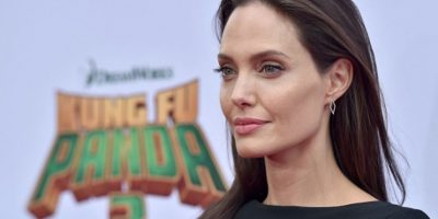"""La directora impactó por su delgadez en la premier de """"Kung Fu Panda 3"""". Foto:vía Getty Images. Imagen Por:"""