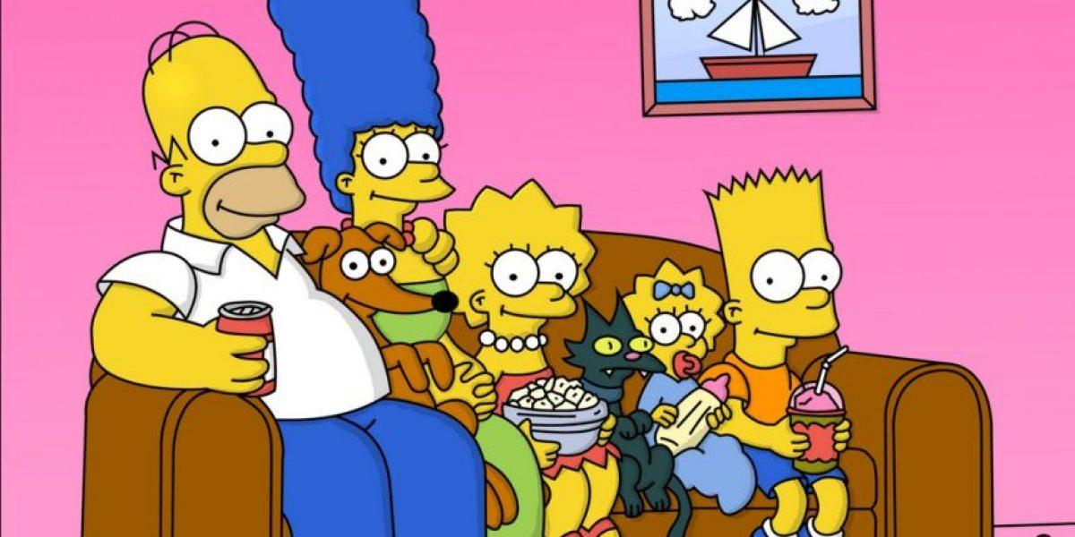 ¿Los Simpson predijeron escándalo