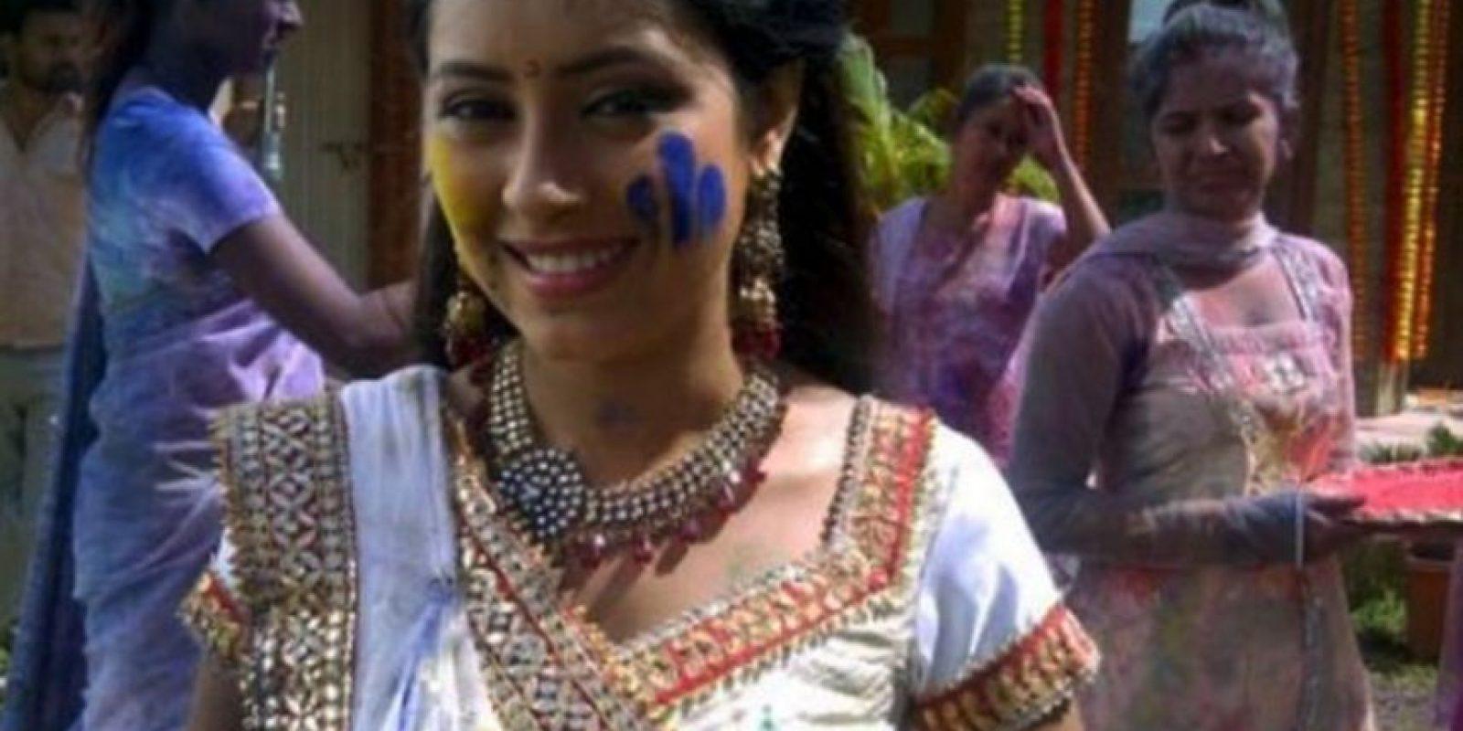 Foto:Vía facebook.com/Pratyusha.Banerjee.. Imagen Por: