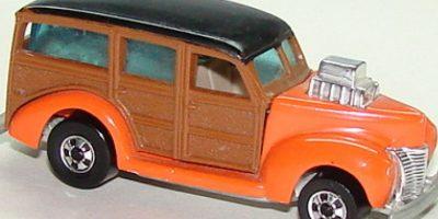 """40's Woodie"" Foto:Hotwheels.wikia.com. Imagen Por:"