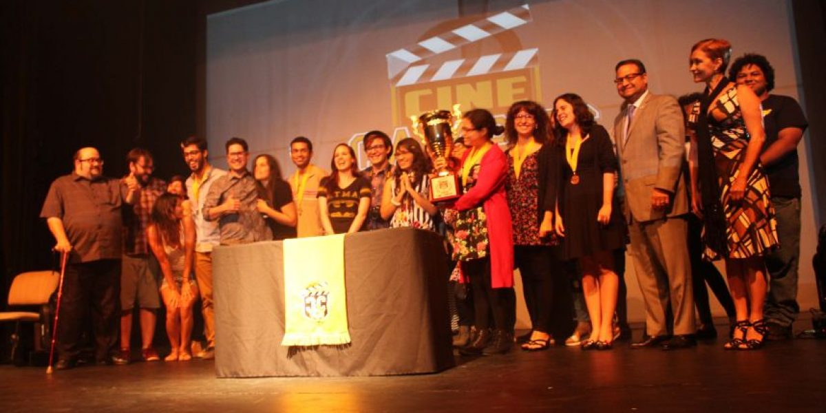 Premian los mejores proyectos fílmicos locales e internacionales