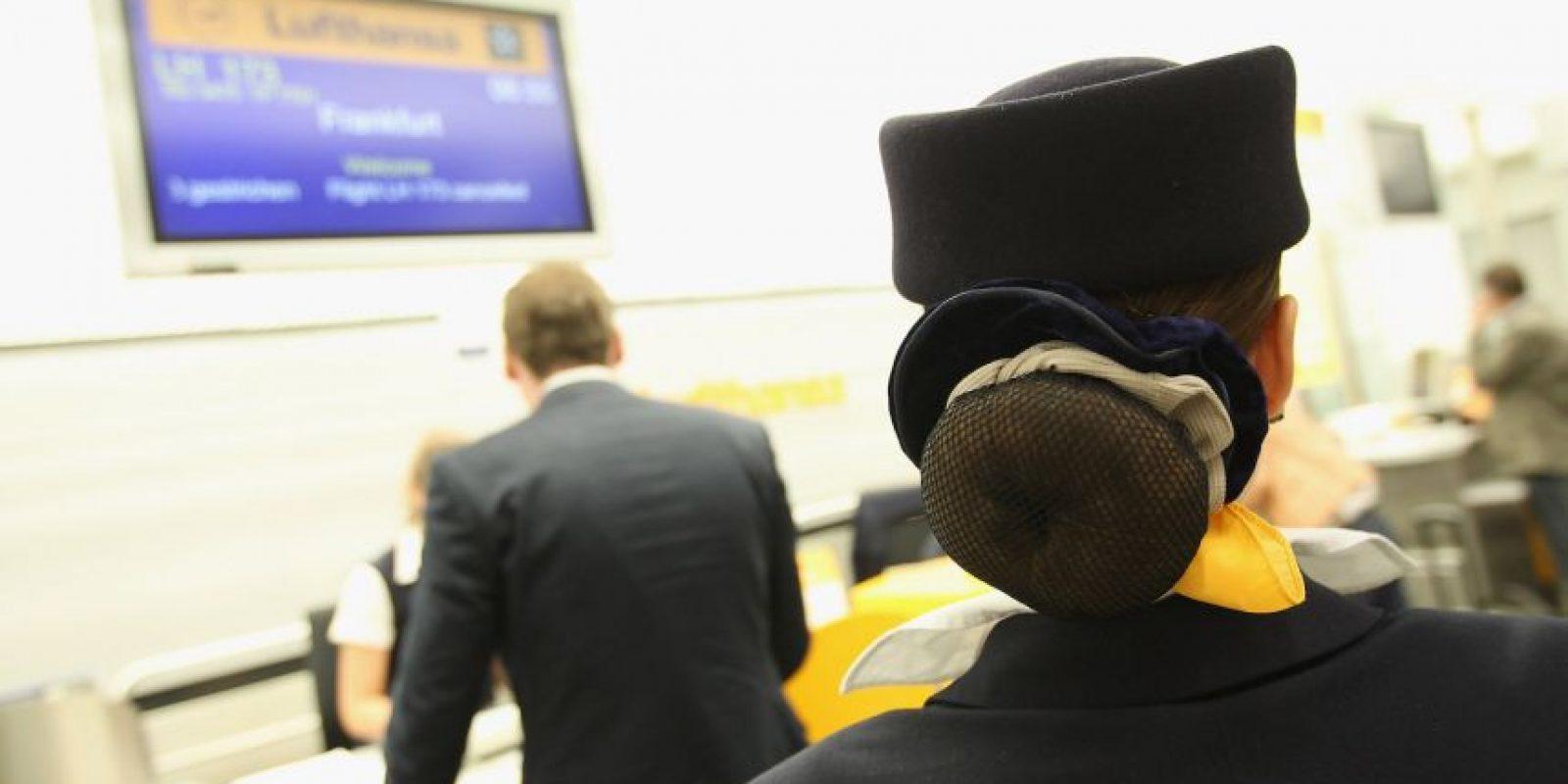 En la mayoría de aerolíneas se requiere un nivel medio de inglés. Foto:Getty Images. Imagen Por: