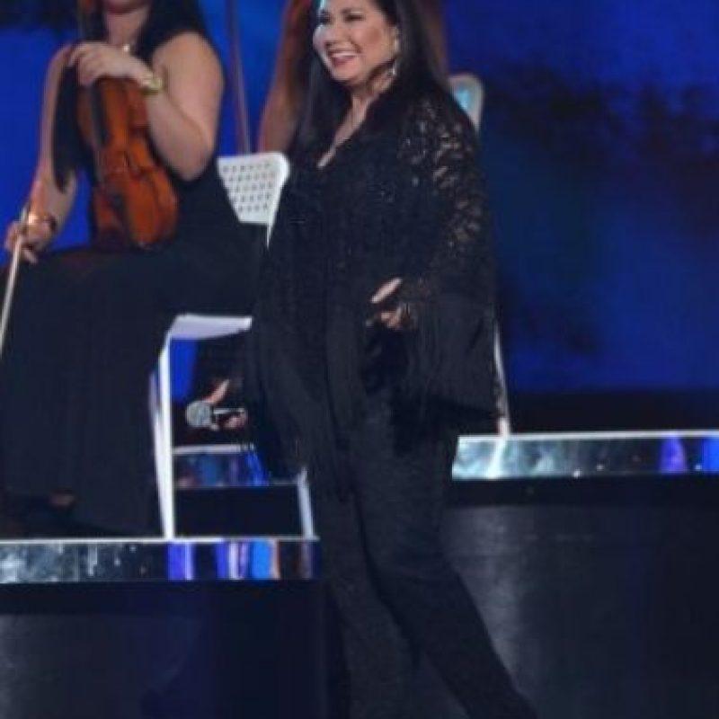 Al año siguiente Ana logró participar en el Festival de la OTI, Foto:Getty Images. Imagen Por: