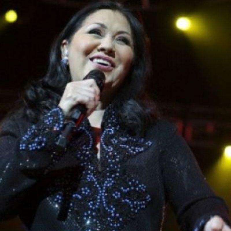 Empezó a cantar desde los 8 años Foto:Getty Images. Imagen Por: