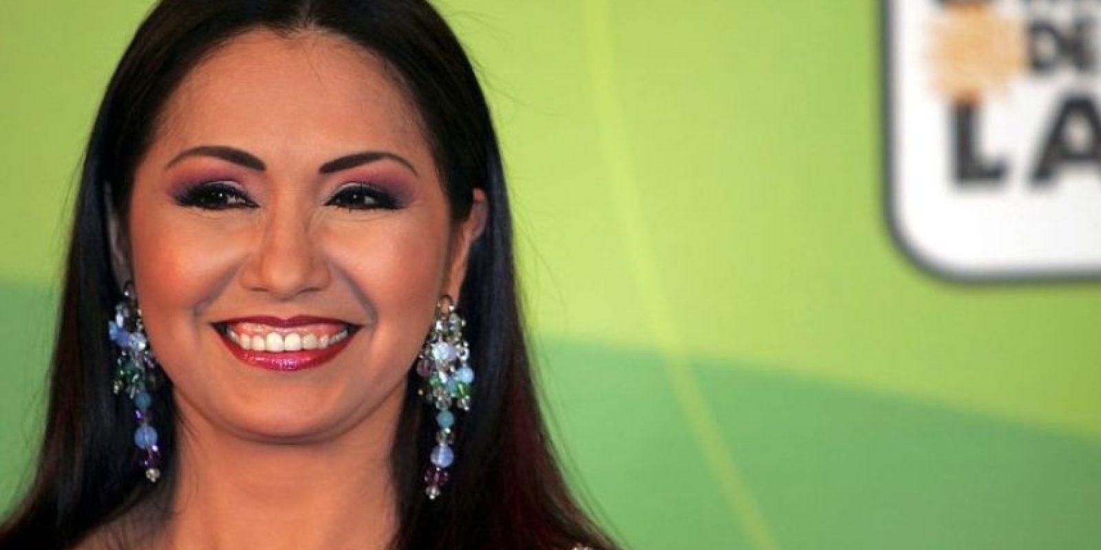 """Conocida con el sobrenombre de """"La Diva de América."""" Foto:Getty Images. Imagen Por:"""
