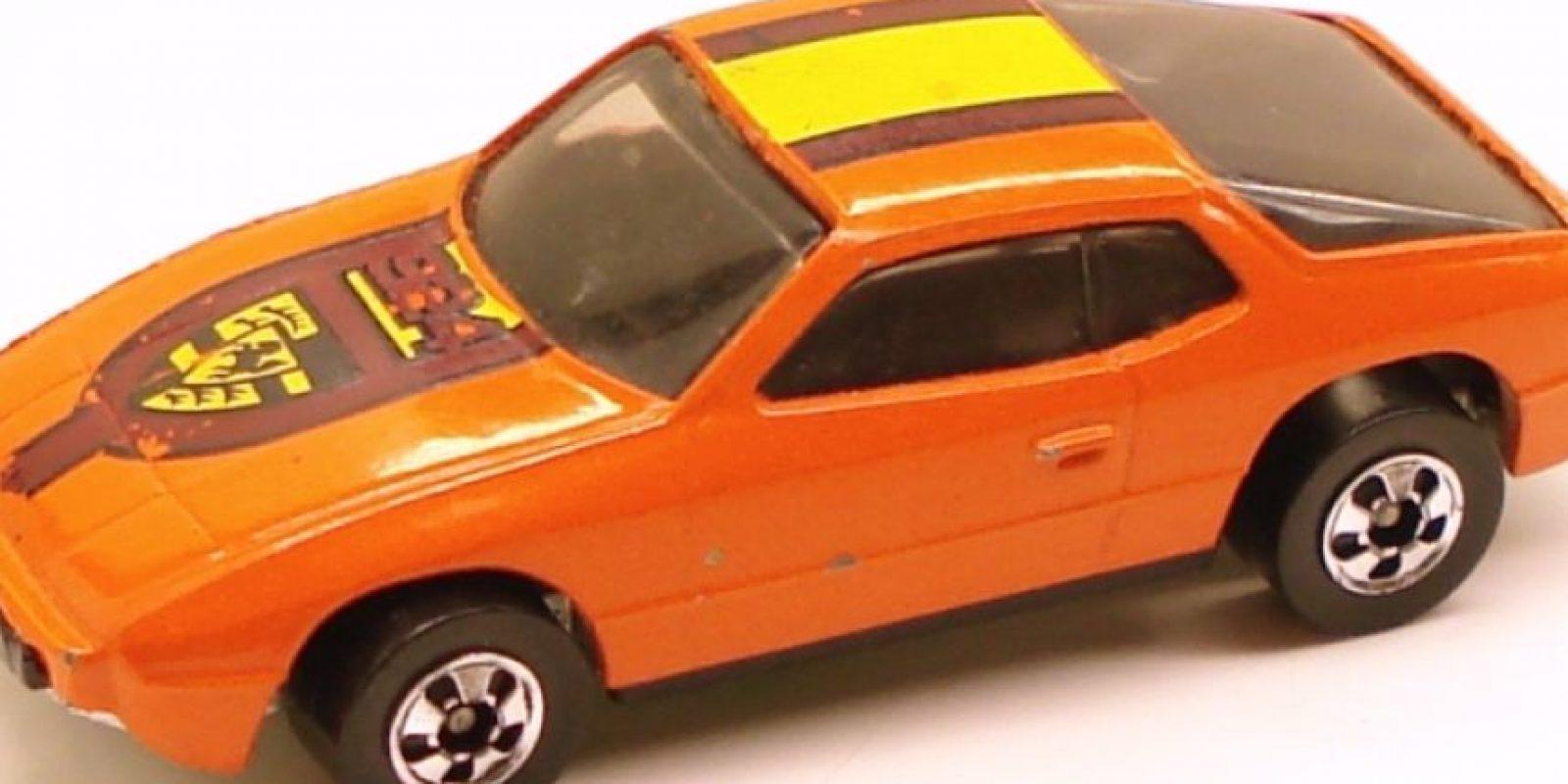 """""""Upfront 924"""" Foto:Hotwheels.wikia.com. Imagen Por:"""