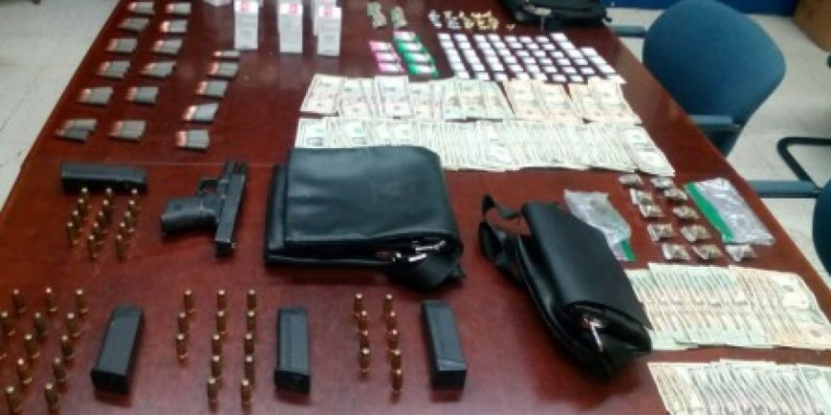 Arrestos por drogas, armas y prostitución en San Juan