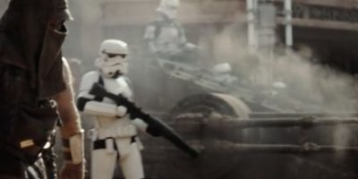 Dirigido por Gareth Edwards Foto:Star Wars. Imagen Por: