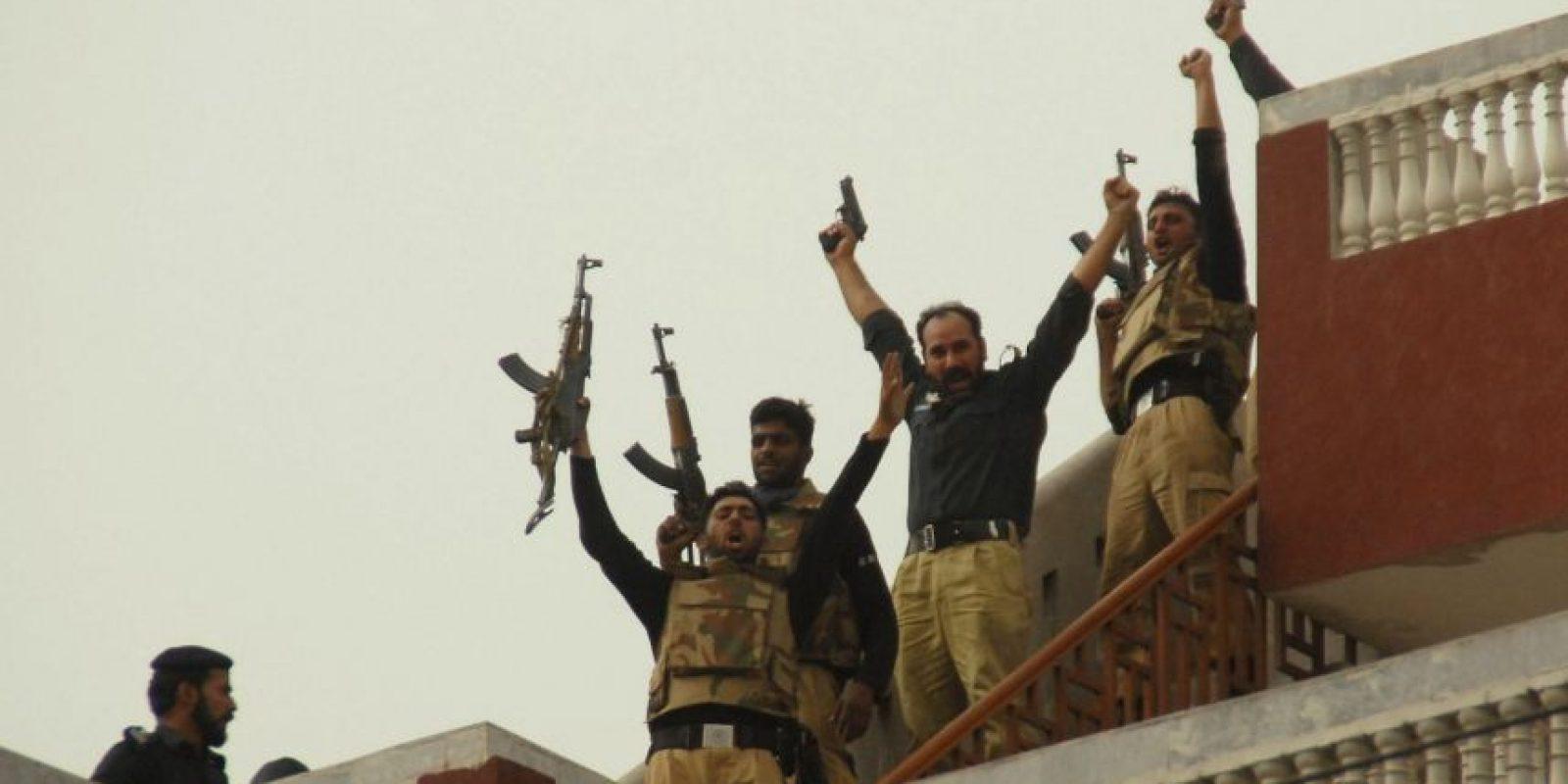 Estados Unidos le designó como organización terrorista en diciembre de 2012. Foto:Getty Images. Imagen Por: