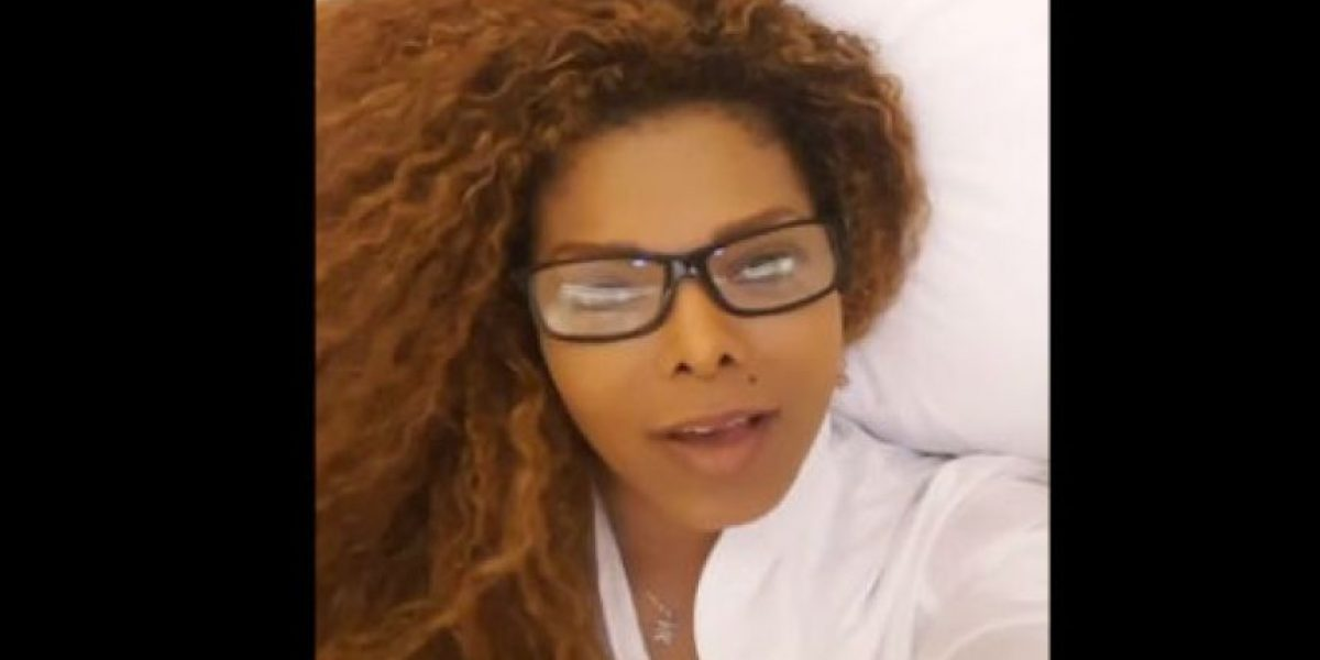 Janet Jackson embarazada a los 49 años
