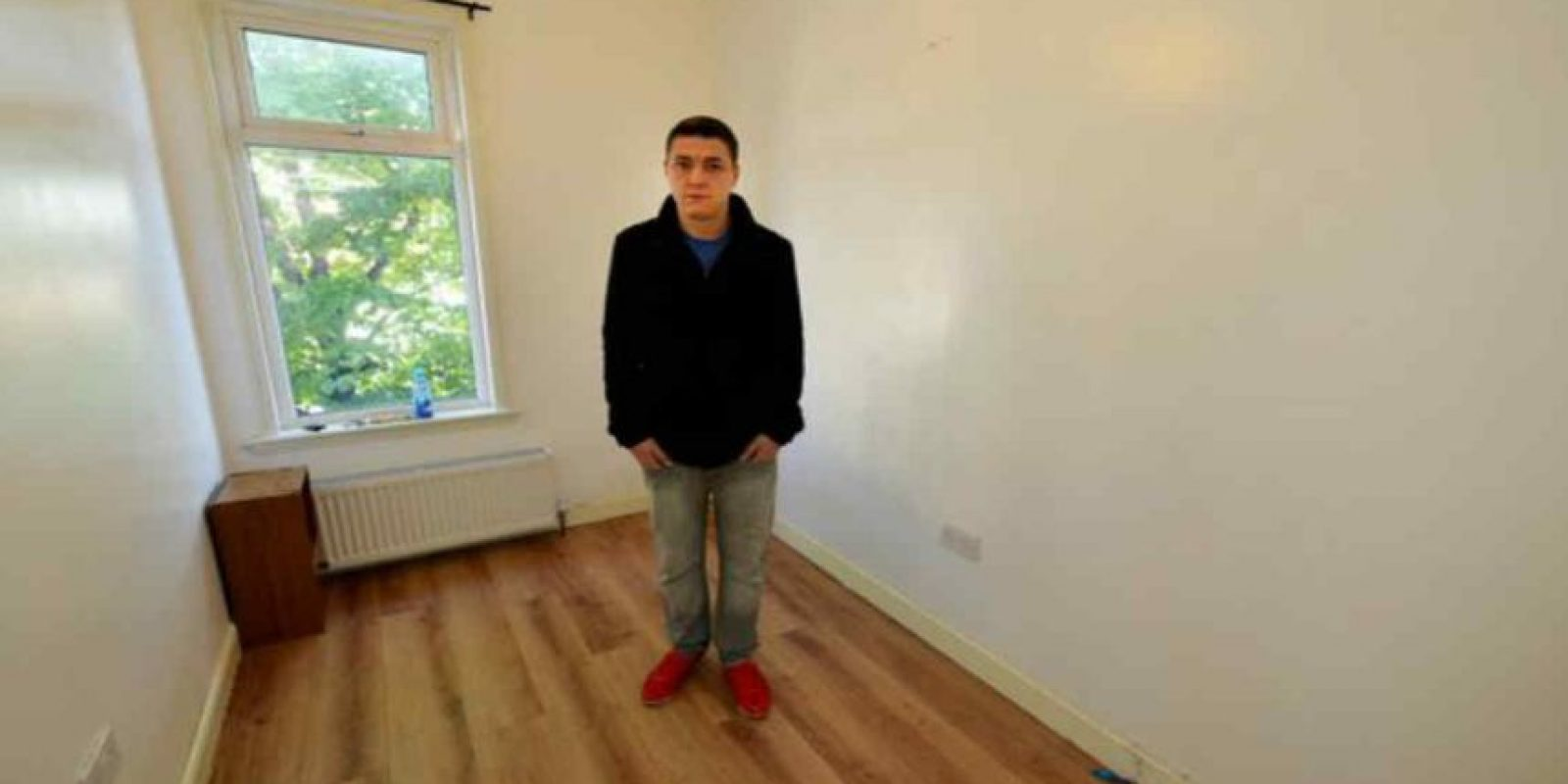 Su casa fue completamente vaciada. Foto:Facebook. Imagen Por: