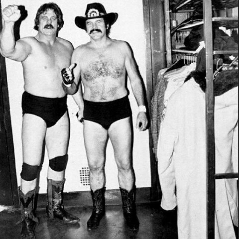 Fue estrella de la lucha libre en la década de los años 70 y 80 Foto:WWE. Imagen Por: