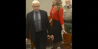 En abril pasado se declaró culpable de todos los cargos Foto:AP. Imagen Por:
