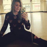 Estos son otros outfits que Hilary ha compartido en su Instagram Foto:Vía Instagram/@hilaryduff. Imagen Por: