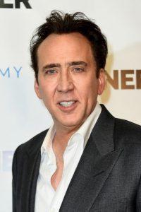 Nicolas Cage Foto:Getty Images. Imagen Por: