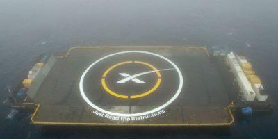 El primero sirvió de prototipo para mejorar a la siguiente generación. Foto:twitter.com/SpaceX. Imagen Por: