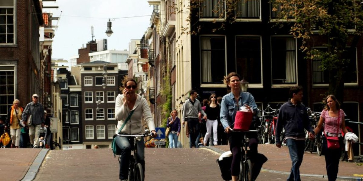 En Francia pagarán más a los empleados que lleguen en bicicleta al trabajo