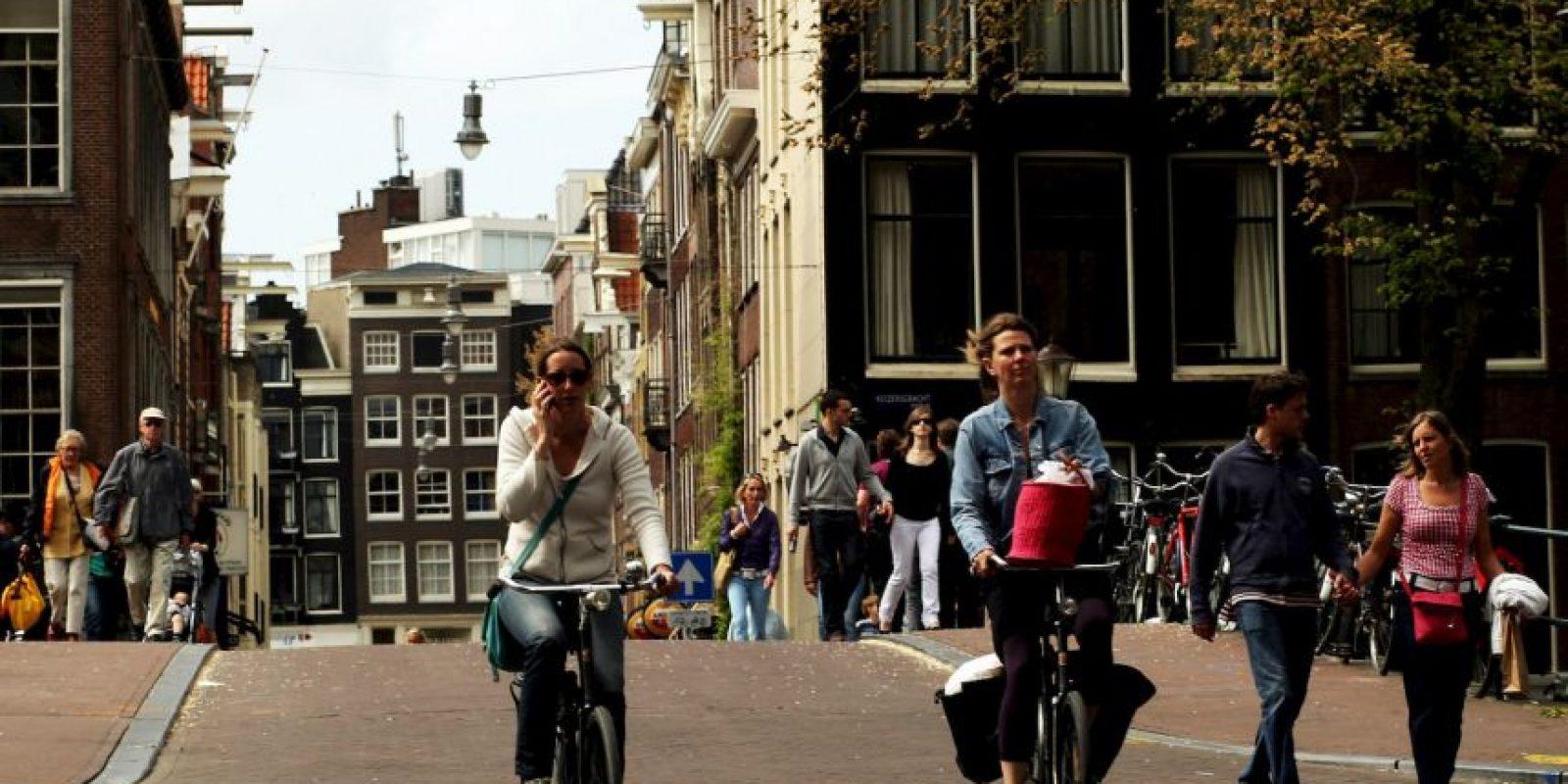 1. El uso de las bicicletas en varias partes del mundo, ha crecido Foto:Getty Images. Imagen Por: