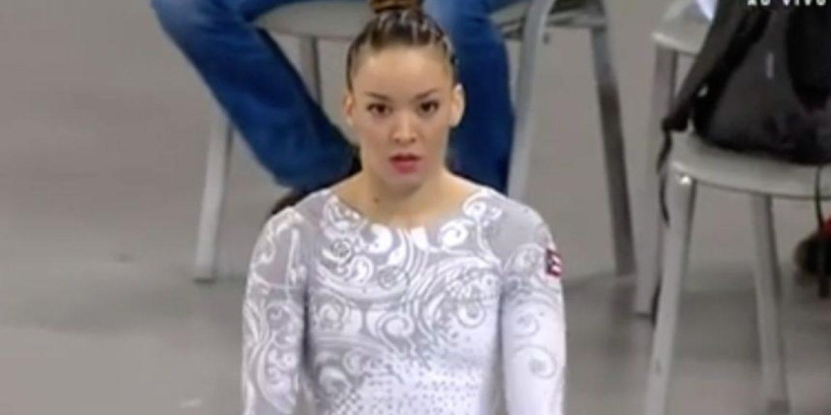 Gimnasta puertorriqueña se alza con medalla de oro en Eslovenia