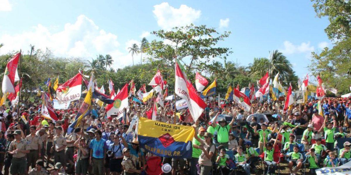 Boy Scouts celebran su Jamborette en Arroyo