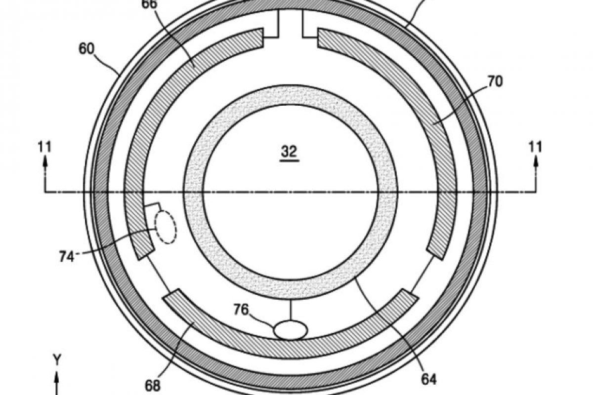 La semana pasada se conocieron detalles de la patente de Samsung sobre lentes de contacto inteligentes. Foto:suministrada. Imagen Por: